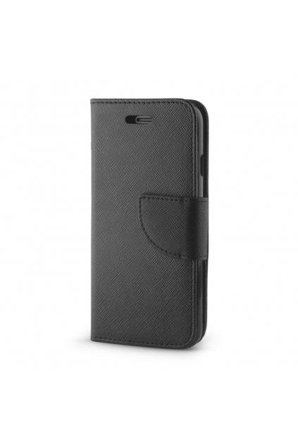 PU kožené pouzdro na Samsung A7 2017 černé