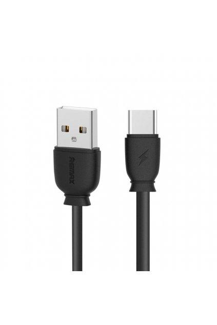eng pl Remax Suji RC 134a USB USB C Cable 2 1A 1M black 46191 1