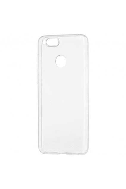 Clear Gel case for Huawei Honor 7X transparent