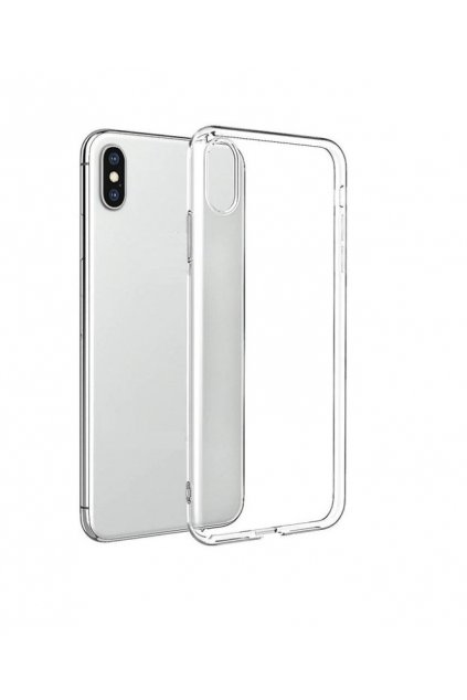 Silikónový kryt na iPhone XS Max