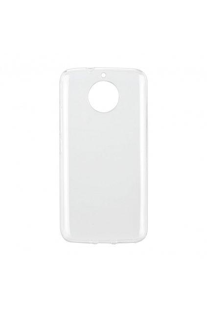 Silikonový obal na Moto G6 Plus