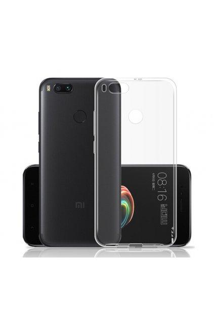 Silikonový obal na Xiaomi Mi A1