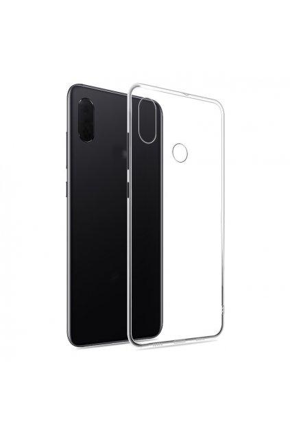 Crystal TPU Case for Xiaomi Pocophone F1 Mi8 SE Mi A2 A1 Mi8 Explore Mi5X 6X