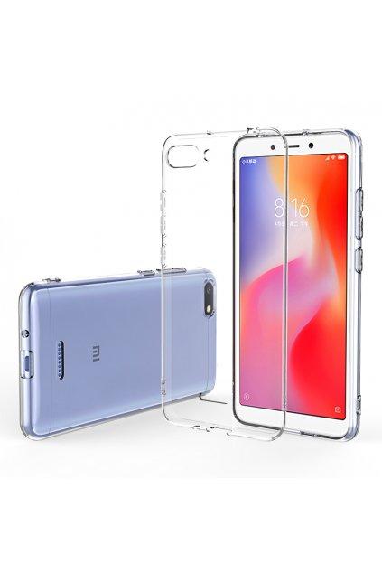 Silikonový obal na Xiaomi Redmi 6a titulka