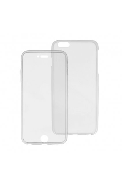 oboustranný silikonový kryt na iPhone 7 8