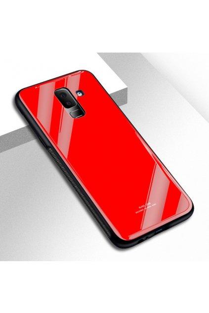 Case for Samsung Galaxy A8 2018 A6 2018 A7 A5 2018 Tempered Glass 9H Hard Back.jpg 640x640
