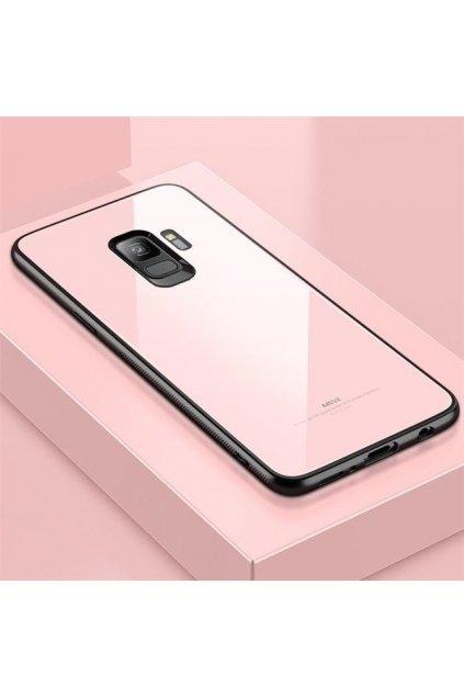 Luxury Soft TPU Edge Frame Case For Samsung Galaxy S8 S9 Plus Tempered Glass Phone Back.jpg 640x640 (3)