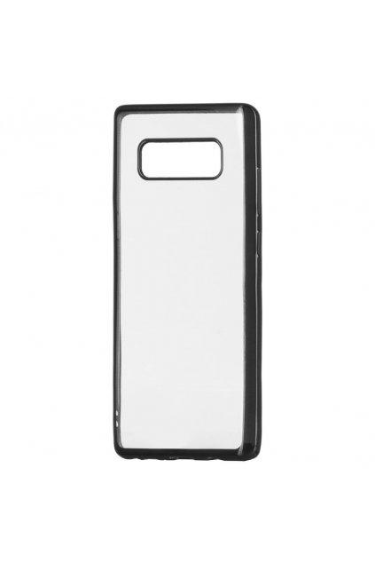 eng pl Metalic Slim case for Sony Xperia XZ2 black 39623 1