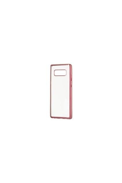 eng pl Metalic Slim case for Sony Xperia XZ2 pink 39621 1