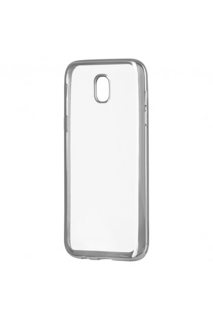 TPU ultratenký kryt na Samsung Galaxy J3 2017 stříbrný 1