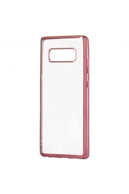 TPU ultratenký kryt na Samsung Galaxy Note 8 růžový 1