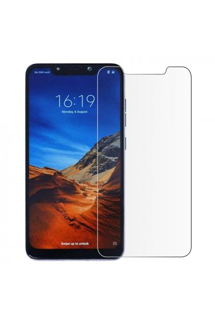 9H HD Tempered Glass for Xiaomi Pocophone F1 Screen Film Glass on Redmi 5 Plus 6