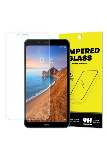 eng pl Wozinsky Tempered Glass 9H Screen Protector for Xiaomi Redmi 7A packaging envelope 51662 1
