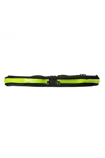 eng pl Running belt with two pocket green 7376 1