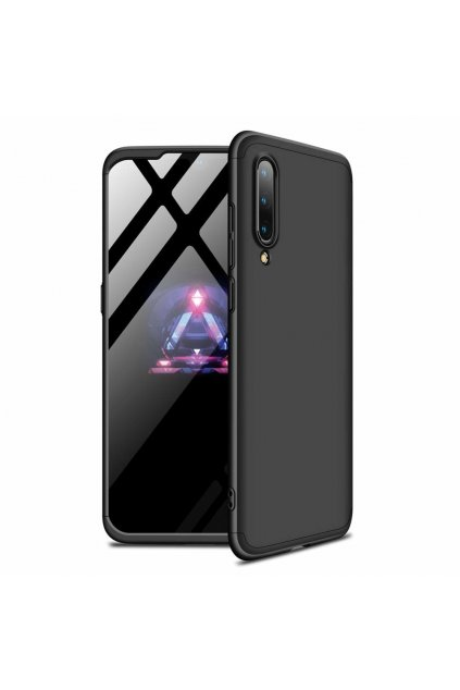 eng pl GKK 360 Protection Case Front and Back Case Full Body Cover Xiaomi Mi CC9e Xiaomi Mi A3 black 52928 1