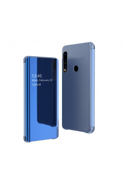 eng pl Flip View cover for Huawei P30 Lite blue 52963 1