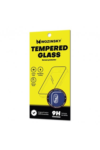 eng pl Wozinsky Camera Tempered Glass super durable 9H glass protector Samsung Galaxy Note 10 Plus 53443 2