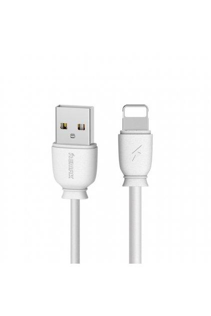 eng pl Remax Suji RC 134i USB Lightning Cable 2 1A 1M white 46190 1