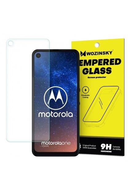 eng pl Wozinsky Tempered Glass 9H Screen Protector for Motorola One Action Motorola One Vision packaging envelope 50890 1