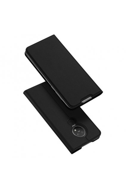 eng pl DUX DUCIS Skin Pro Bookcase type case for Nokia 7 2 Nokia 6 2 black 55139 1