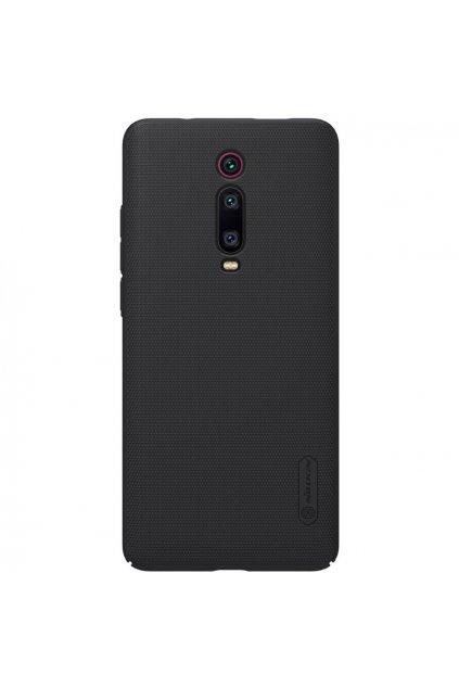 eng pl Nillkin Super Frosted Shield Case kickstand for Xiaomi Mi 9T Pro Mi 9T black 51649 1