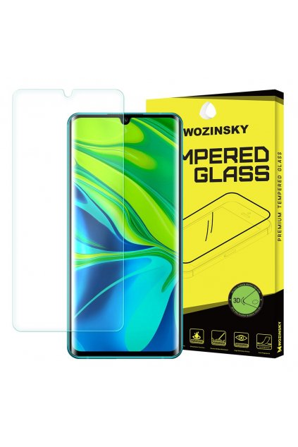 eng pl Wozinsky 3D Screen Protector Film Full Coveraged for Xiaomi Mi Note 10 Mi Note 10 Pro Mi CC9 Pro 56562 1