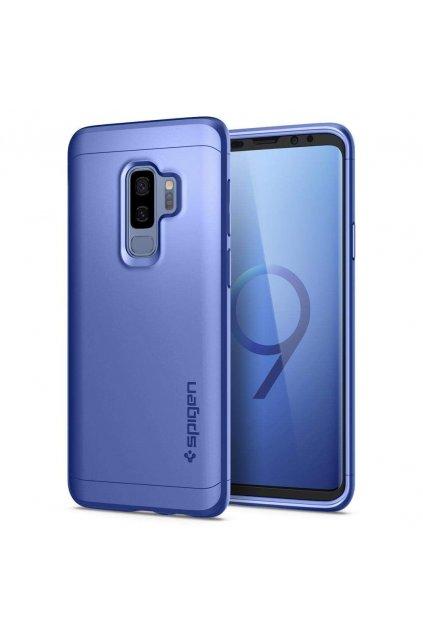 eng pl Spigen Thin Fit 360 Galaxy S9 Plus Coral Blue 44320 1