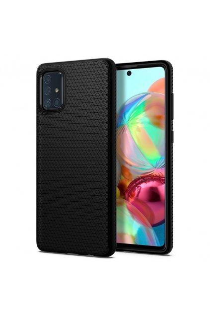 eng pl Spigen Liquid Air Galaxy A51 Matte Black 57014 1