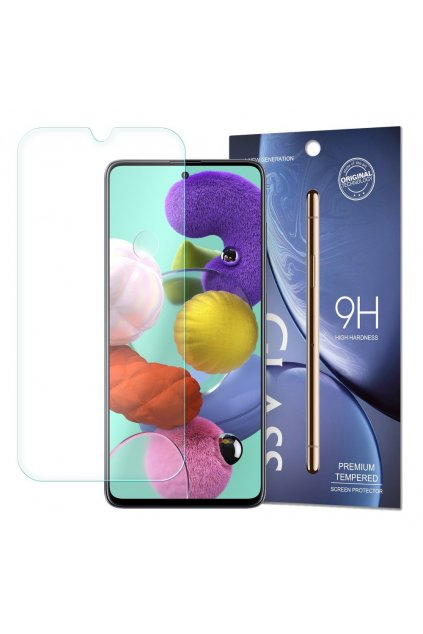 eng pl Tempered Glass 9H Screen Protector for Samsung Galaxy Note 10 Lite Samsung Galaxy A71 packaging envelope 56674 1