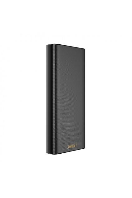 eng pl Remax power bank 20000mAh 2x USB black RPP 150 black 56865 1