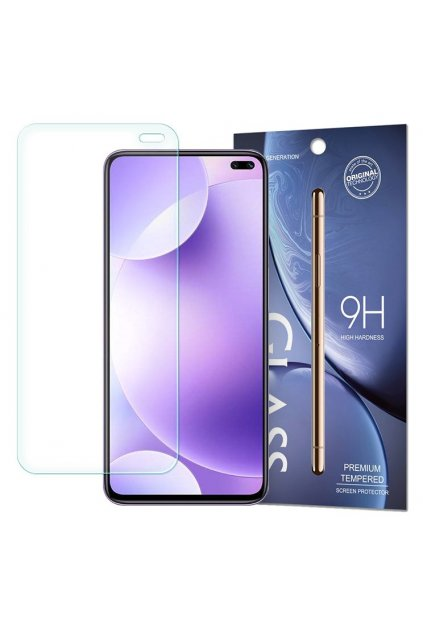 eng pl Tempered Glass 9H Screen Protector for Xiaomi Redmi K30 packaging envelope 56560 1