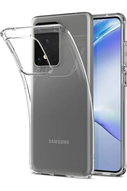 eng pl Spigen Liquid Crystal Galaxy S20 Ultra Crystal Clear 58351 1
