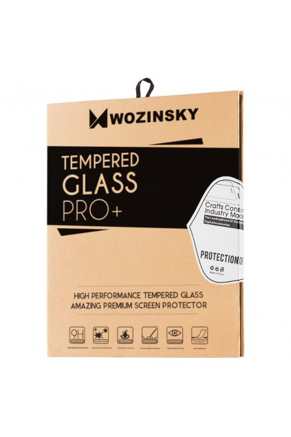 eng pl WOZINSKY Tempered Glass 9H PRO screen protector iPad Air 2 1 iPad Pro 9 7 iPad 9 7 2017 iPad 9 7 2018 5457 1