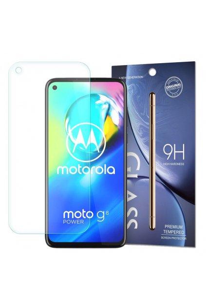 eng pl Tempered Glass 9H Screen Protector for Motorola Moto G8 Power packaging envelope 59480 1