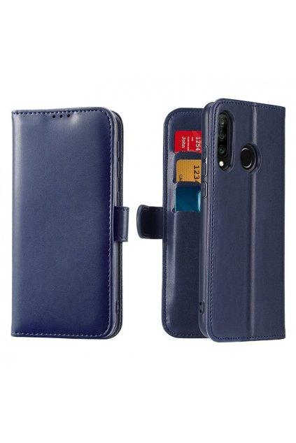 pol pl Dux Ducis Kado kabura etui portfel pokrowiec z klapka Huawei P30 Lite niebieski 53384 1