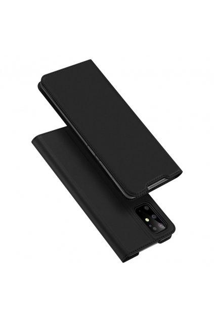 eng pl DUX DUCIS Skin Pro Bookcase type case for Samsung Galaxy S20 Plus black 56422 1