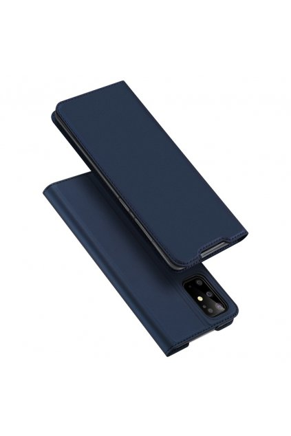 eng pl DUX DUCIS Skin Pro Bookcase type case for Samsung Galaxy S20 Plus blue 56423 1