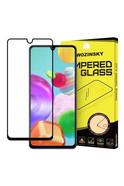 pol pl Wozinsky super wytrzymale szklo hartowane Full Glue na caly ekran z ramka Case Friendly Samsung Galaxy A41 czarny 59820 1
