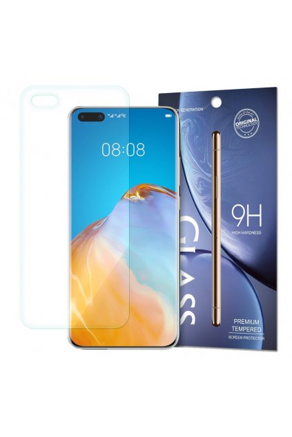 eng pl Tempered Glass 9H Screen Protector for Huawei P40 packaging envelope 59823 12