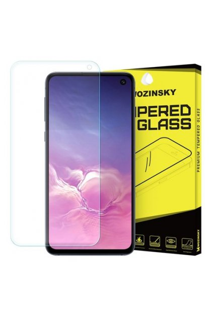eng pm Wozinsky Tempered Glass 9H Screen Protector for Samsung Galaxy S10 Lite 61385 1