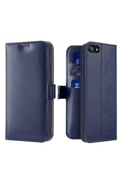 eng pl Dux Ducis Kado Bookcase wallet type case for iPhone SE 2020 iPhone 8 iPhone 7 blue 59966 1