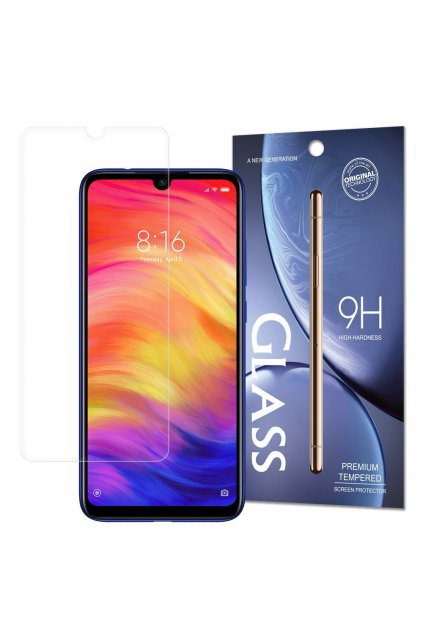 eng pl Tempered Glass 9H Screen Protector for Xiaomi Redmi Note 8 packaging envelope 53278 1
