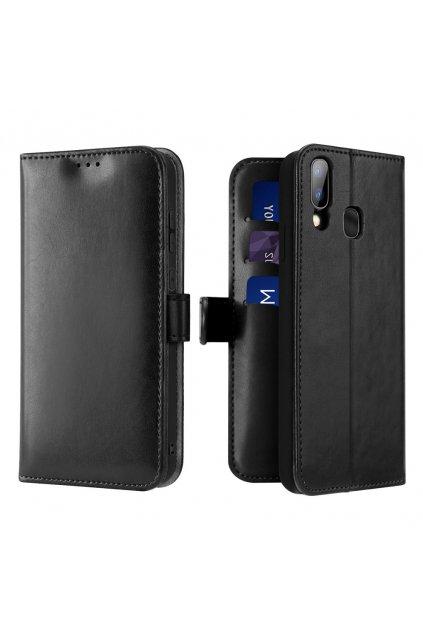 eng pl Dux Ducis Kado Bookcase wallet type case for Samsung Galaxy A40 black 53374 1