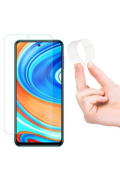 eng pm Wozinsky Nano Flexi Glass Hybrid Screen Protector Tempered Glass for Xiaomi Redmi Note 9 Pro Redmi Note 9S 61053 1