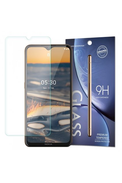 eng pl Tempered Glass 9H Screen Protector for Nokia 5 3 packaging envelope 59633 1