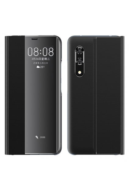 eng pl New Sleep Case Bookcase Type Case with kickstand function for Huawei P30 black 61160 1
