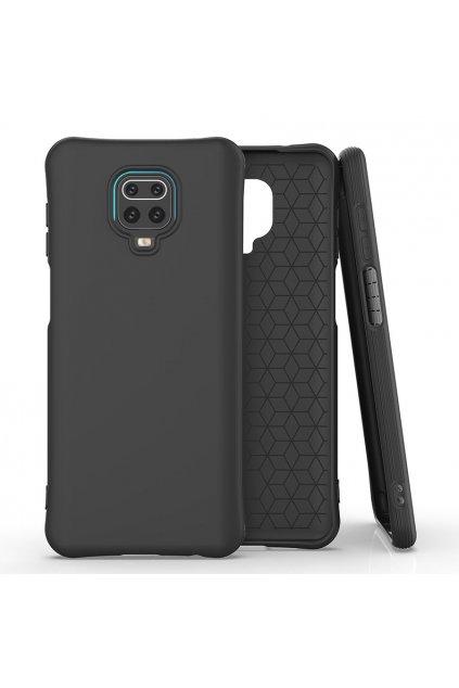 eng pl Soft Color Case flexible gel case for Xiaomi Redmi Note 9 Pro Redmi Note 9S black 61490 1