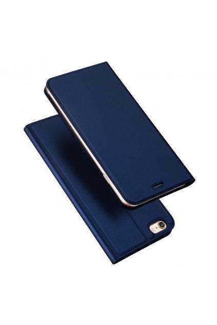 eng pl DUX DUCIS Skin Pro Bookcase type case for iPhone 6S 6 blue 42269 1