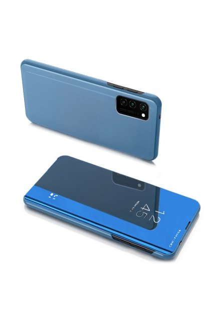 eng pl Clear View Case cover for Samsung Galaxy Note 20 blue 61937 1