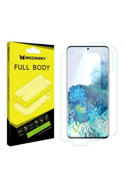 eng pl Wozinsky Full Body Self Repair 360 Full Coverage Screen Protector Film for Samsung Galaxy S20 S20 Plus 61409 1
